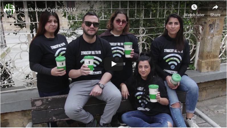 Earth Hour Cyprus 2019